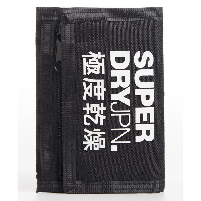 [해외]슈퍼드라이 Tri Fold Black