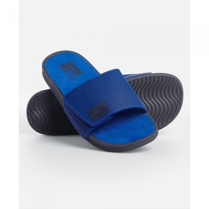 [해외]슈퍼드라이 프리미엄 크루e Velcro True Blue