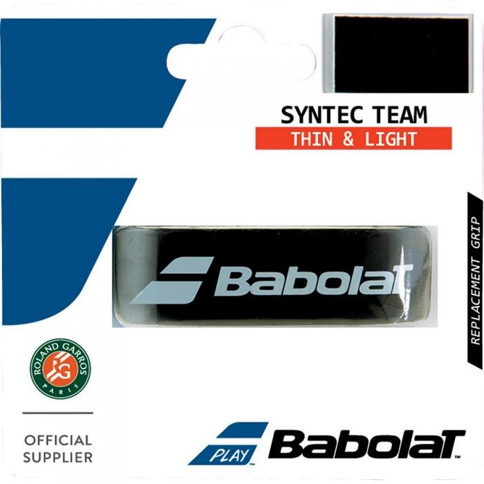 [해외]바볼랏 Syntec Team Tennis Grip 12137026877 Black