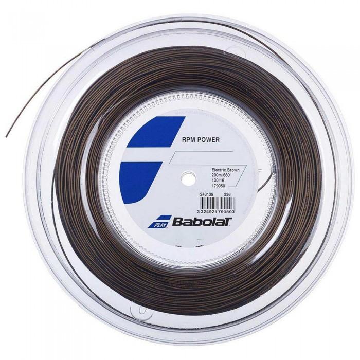 [해외]바볼랏 RPM Power 200 m Electric Brown