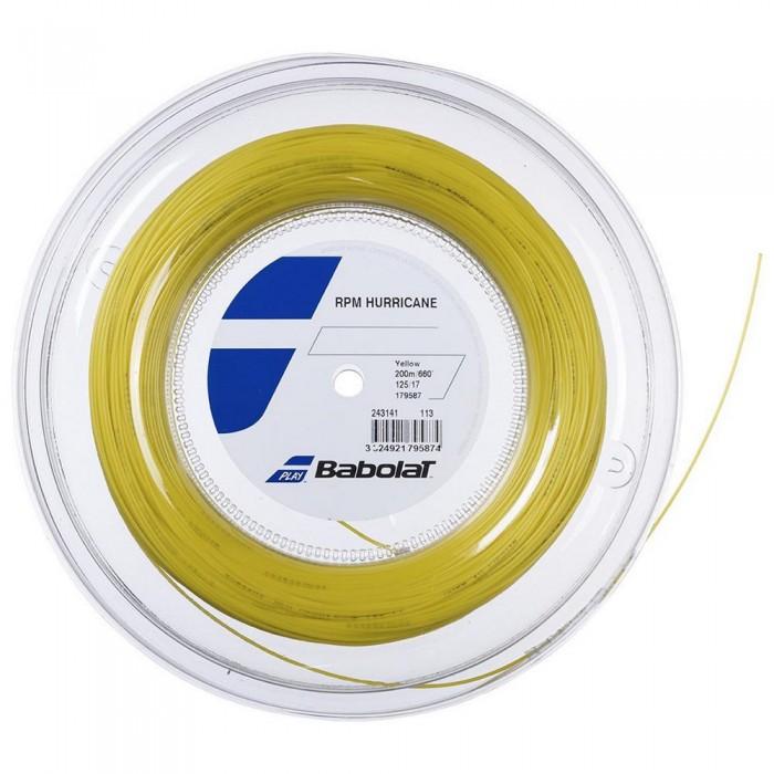 [해외]바볼랏 RPM Hurricane 200 m Yellow