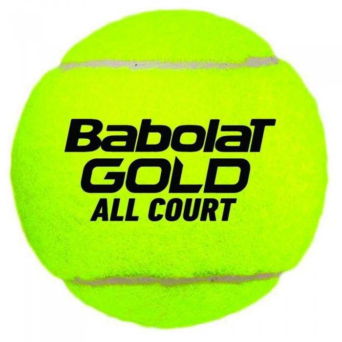 [해외]바볼랏 Gold All Court 12137437408 Yellow