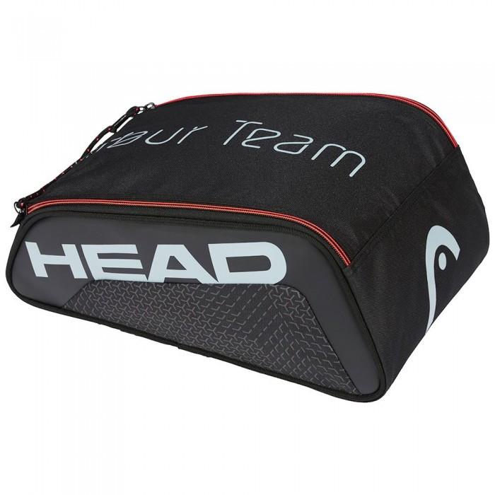 [해외]헤드 RACKET Tour Team Shoe Bag 12137447371 Black / Grey