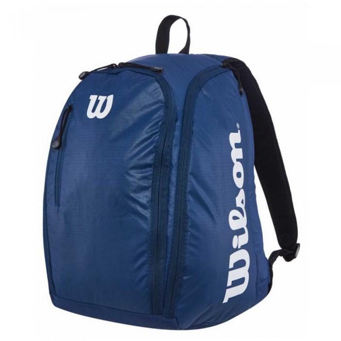 [해외]윌슨 Tour Backpack Navy / White
