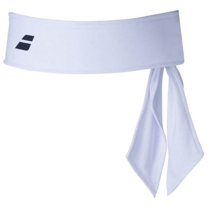 [해외]바볼랏 Tie White / White