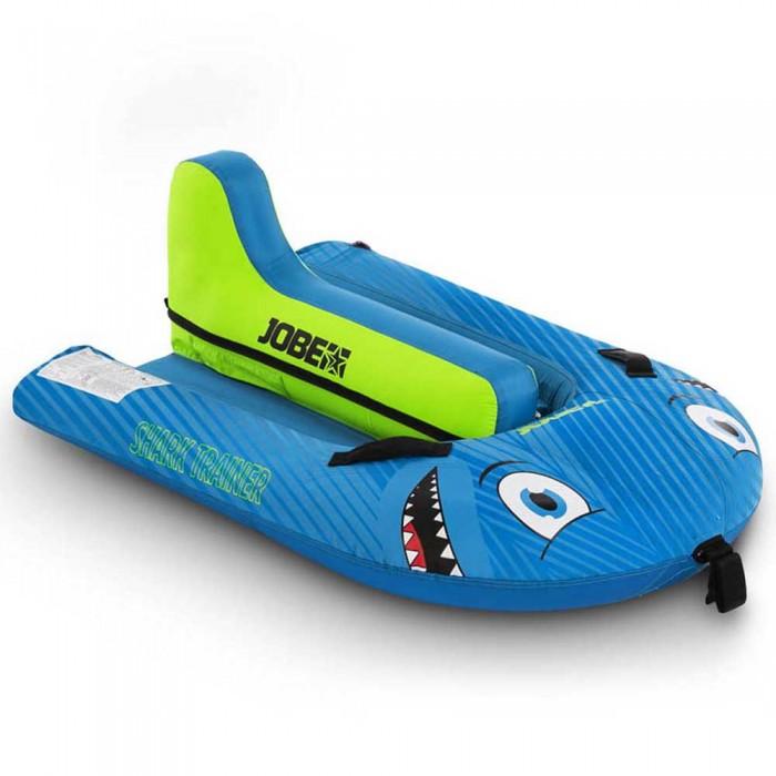 [해외]JOBE Shark Trainer Towable 14137450347 Blue / Lime / White