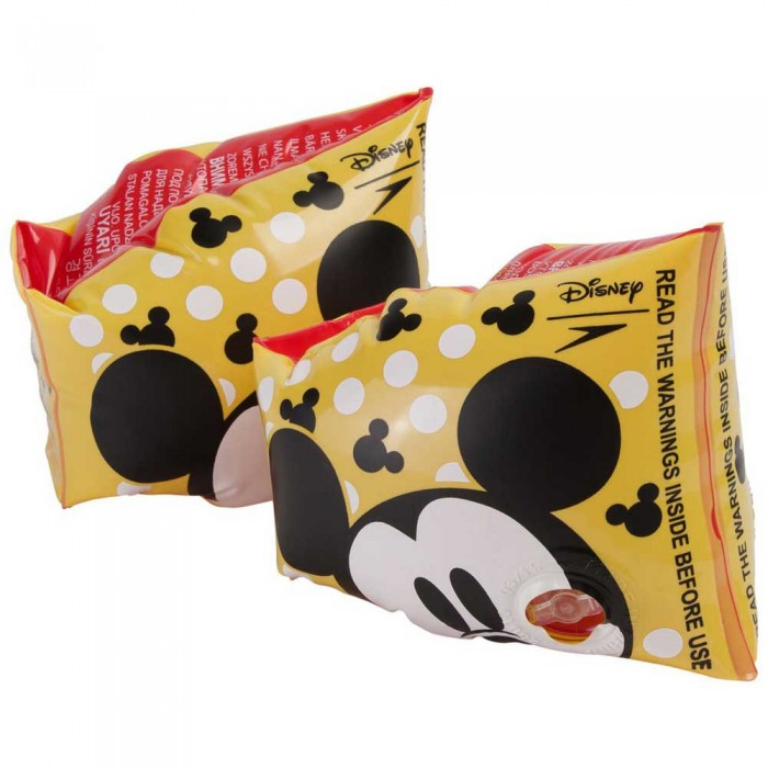 [해외]스피도 Disney Mickey Mouse 6137435569 Empire Yellow/Black/White
