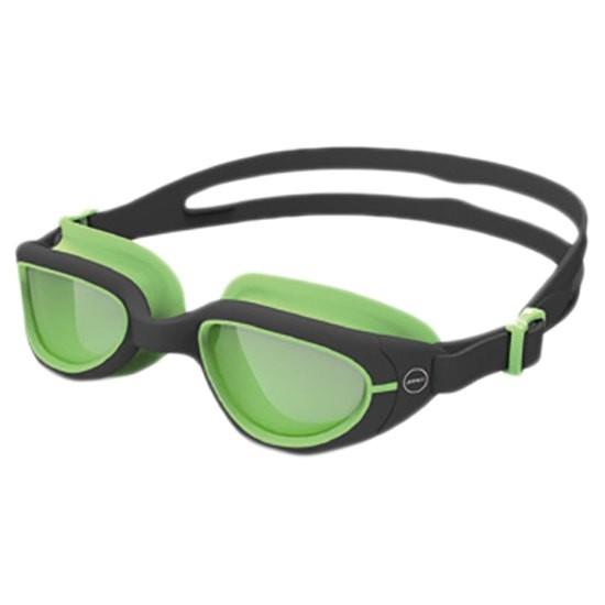 [해외]ZONE3 Kids Aquahero Triathlon and Open Water Swimming 6137448309 Green Revo Mirror/Black/Green