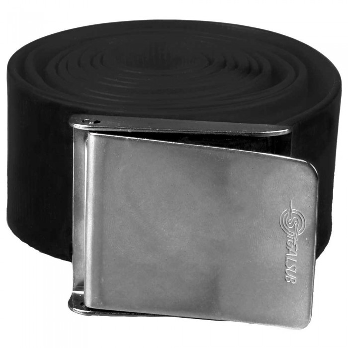 [해외]시갈섭 Underwater Elastic Milled With Inox Buckle 10137098471 Black