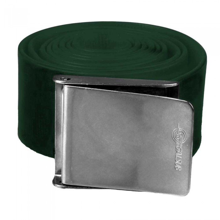 [해외]시갈섭 Underwater Elastic Milled With Inox Buckle 10137098473 Green