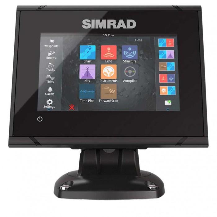 [해외]SIMRAD Go5 XSE 136005693 Mid / High /Downscan
