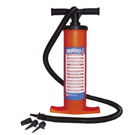 [해외]BRAVO Hand Stirrup Pump 13558350 120L