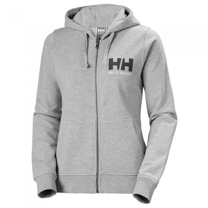 [해외]헬리한센 Logo 8137373334 Grey Melange