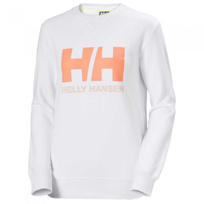 [해외]헬리한센 Logo Crew 137373342 White