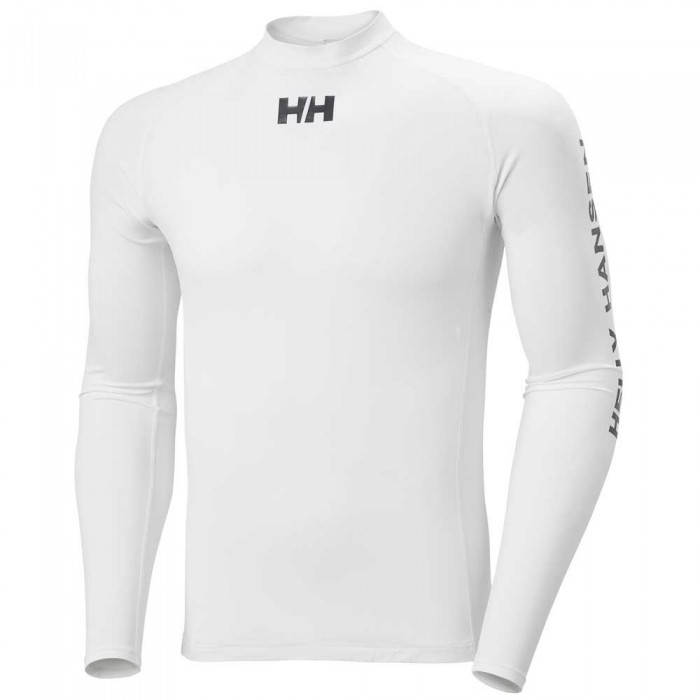 [해외]헬리한센 Waterwear Rashguard 137316521 White