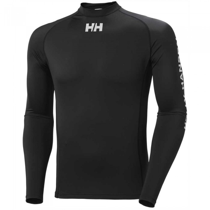 [해외]헬리한센 Waterwear Rashguard 8137316522 Black