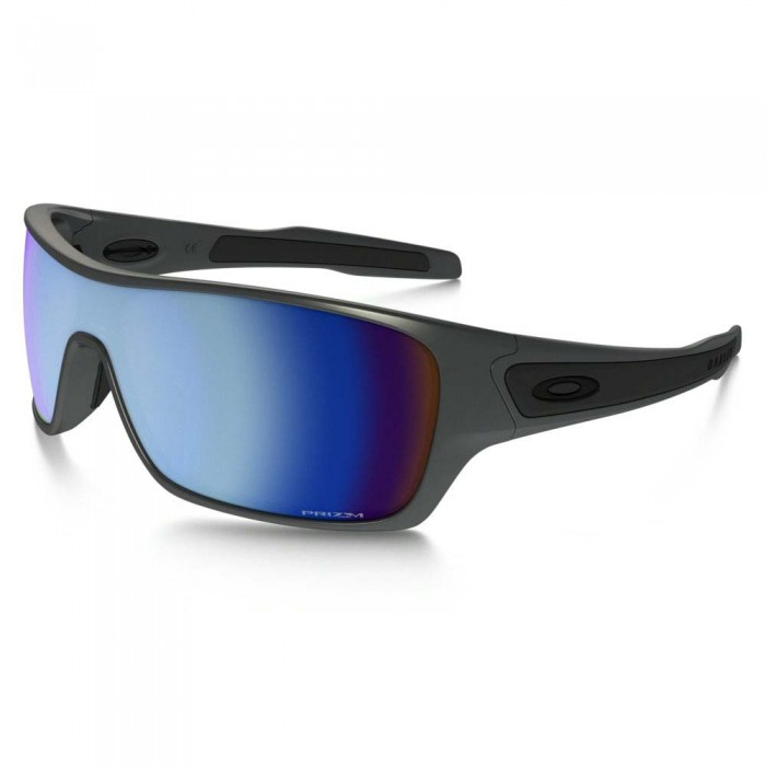 [해외]오클리 Turbine Rotor Polarized Steel / Prizm Dp. Water