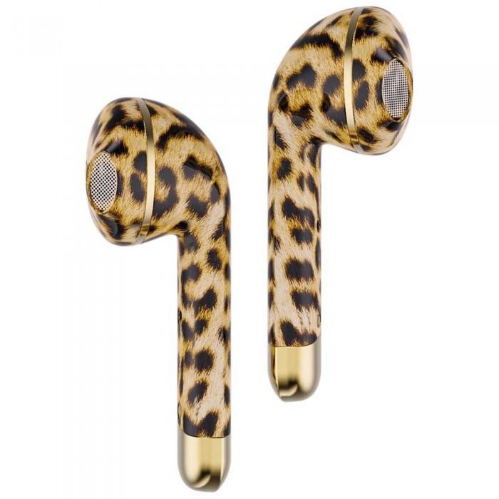 [해외]HAPPY PLUGS 에어 1 트루 Wireless Leopard