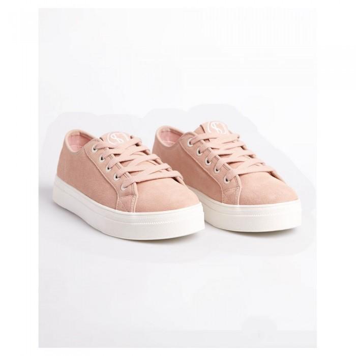 [해외]슈퍼드라이 Flatform Sleek Woman137404298 Soft Pink