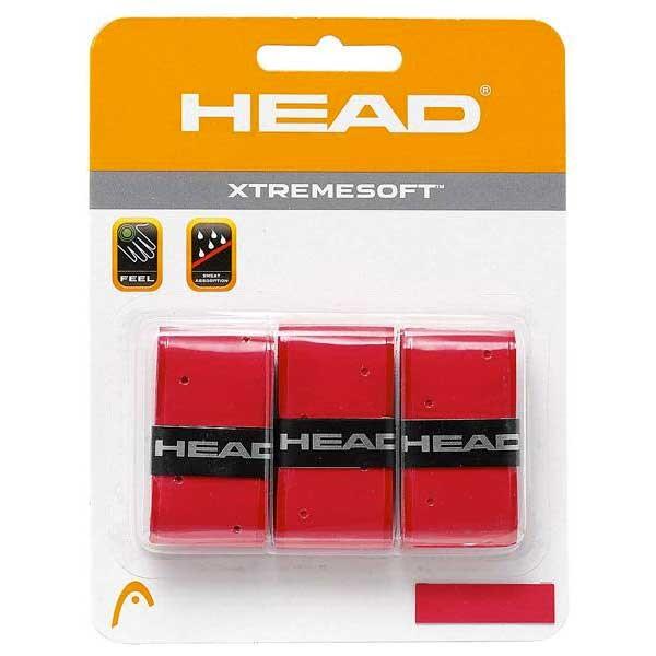 [해외]헤드 RACKET Xtreme Soft 3 Units 1248616 Red