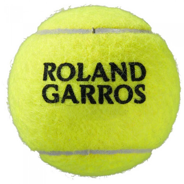 [해외]윌슨 Rol앤드 Garros Clay Bipack Yellow