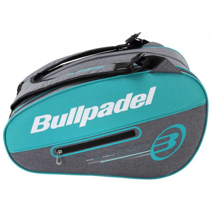 [해외]BULLPADEL BPP-20004 Fun Dark Grey Vigore
