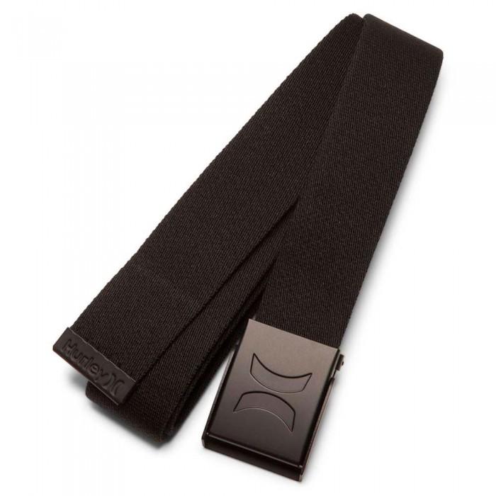 [해외]헐리 Web Belt Black