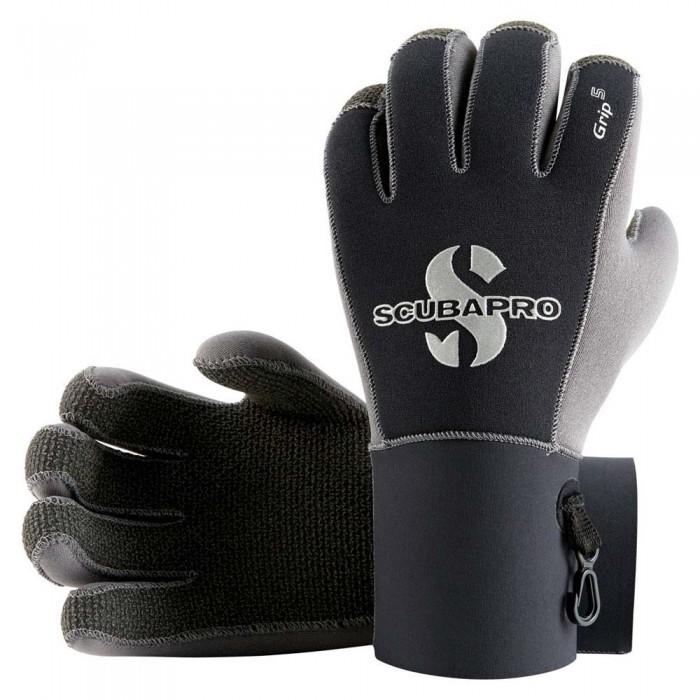 [해외]스쿠버프로 Grip Glove 5 mm 10135899988 Black