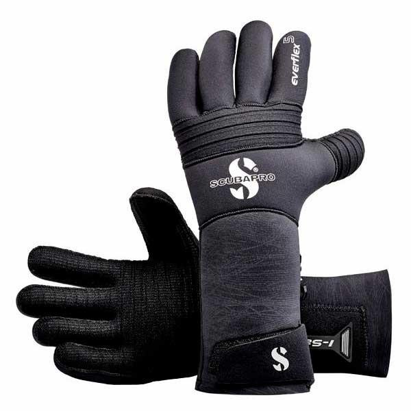 [해외]스쿠버프로 Everflex Gauntlet 5 mm Gloves 2014 10128665