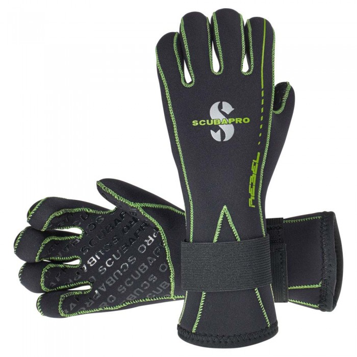 [해외]스쿠버프로 Rebel Glove Junior 3 mm Black