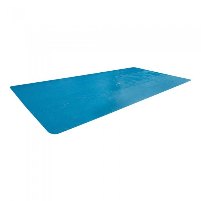 [해외]인텍스 Solar Cover For Rectangular 스윔ming 풀s Blue