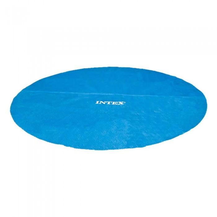 [해외]인텍스 Solar Cover 549 cm Blue
