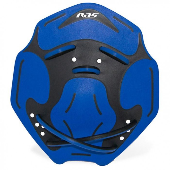[해외]RAS Foil Swimming Paddles 6136734501 Royal