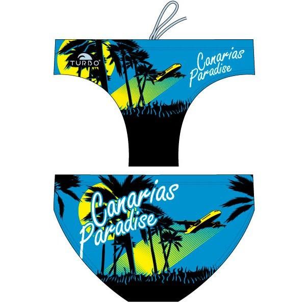 [해외]터보 Paradise Canary Isl앤드 Sky Blue