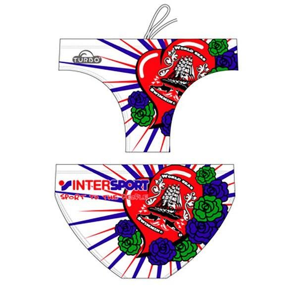 [해외]터보 Heart Multicoloured