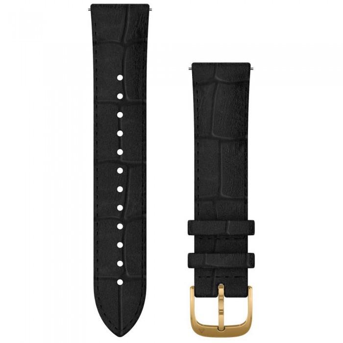 [해외]가민 Quick Disassembly Belt 24kt Black