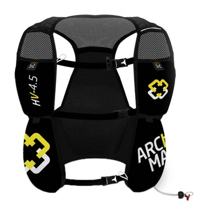 [해외]아치 맥스 Hydration Vest 4.5L+2 SF 500 ml Black