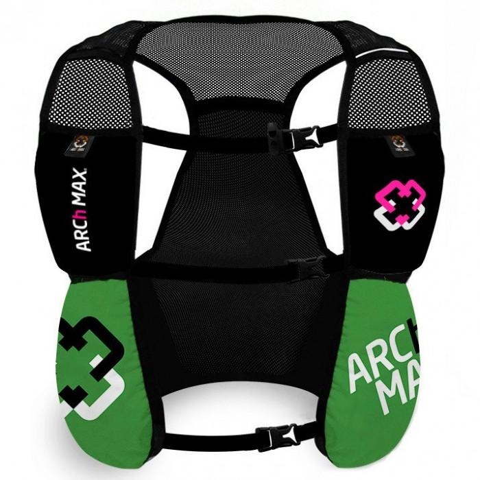 [해외]아치 맥스 Hydration Vest 4.5L+2 SF 500 ml Green