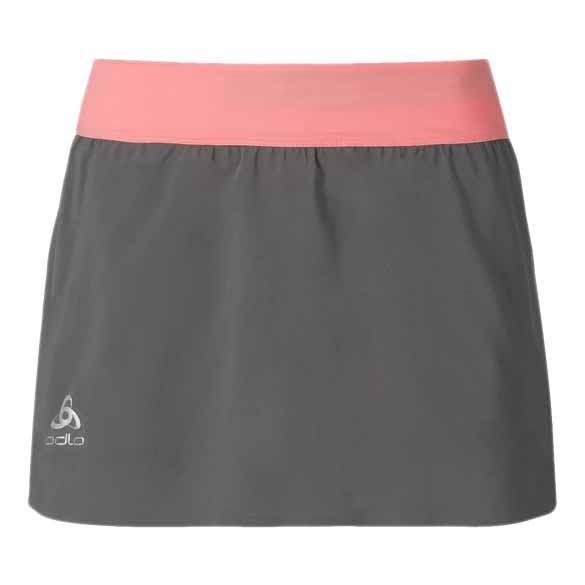 [해외]오들로 Samara Skirt Odlo Steel Grey / Fleur De Lotus
