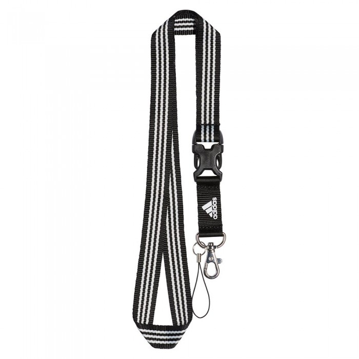 [해외]아디다스 Performance Lanyard 7137211581 Black / White