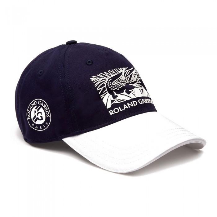 [해외]라코스테 스포츠 Cap Navy Blue / White