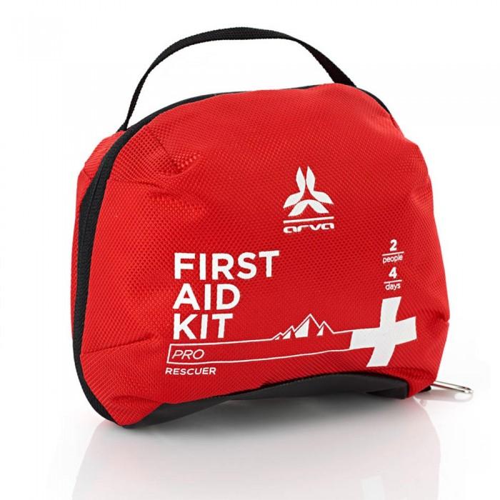 [해외]ARVA First Aid Kit Pro Rescuer 풀 Red