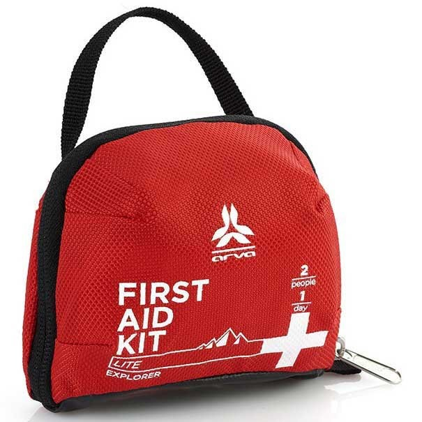 [해외]ARVA First Aid Kit Lite Explorer Full 14137223847 Red