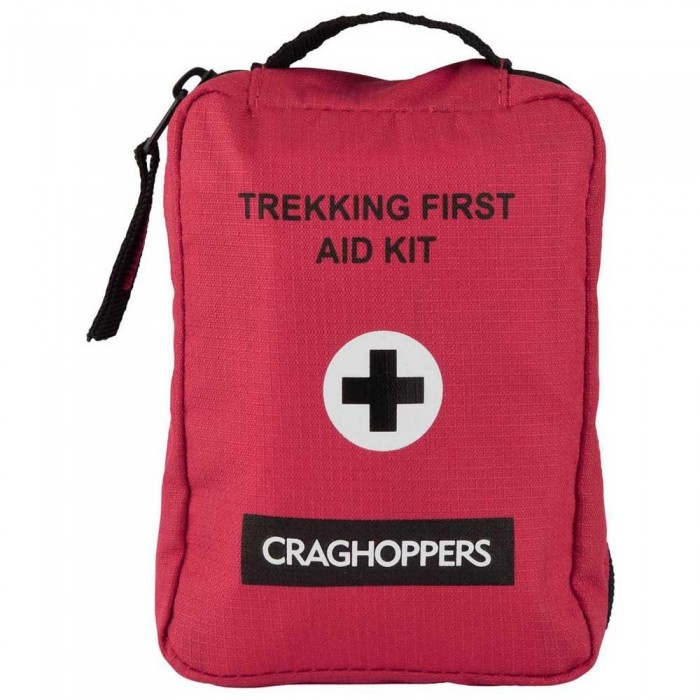 [해외]크래그호퍼 Trekking First Aid Kit Red 14136942360 Red