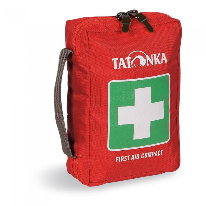 [해외]TATONKA First Aid Compact 14137046625 Red