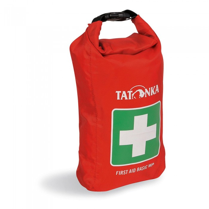[해외]TATONKA First Aid Basic Waterproof 14137046624 Red