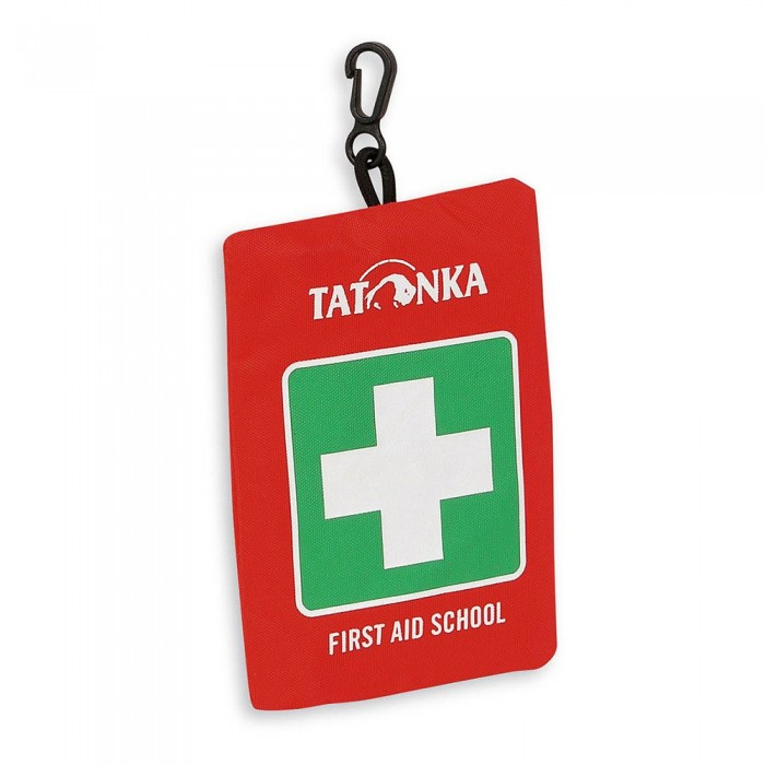 [해외]TATONKA First Aid School 14137046621 Red