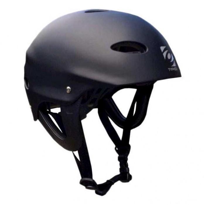 [해외]TYPHOON Ear Protector Helmet Black 141247467