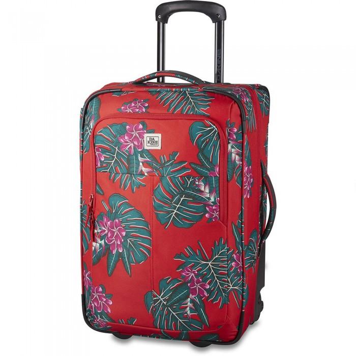 [해외]다카인 Carry On 롤er 42L Red Jungle Palm