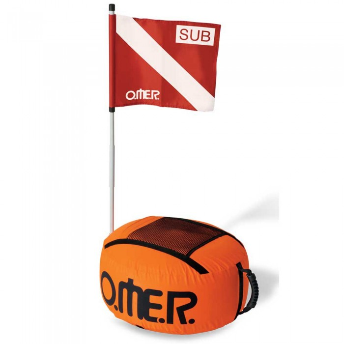 [해외]OMER Giga 10137474865 Orange / Black / White / Red